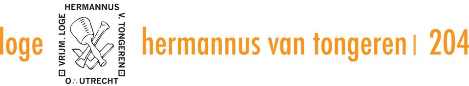Vrijmetselaarsloge Hermannus van Tongeren - HvT 204
